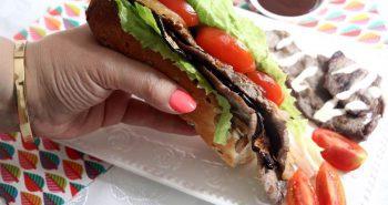 מתכון לכריך בשר או סנדוויץ רוסטביף מושלם!