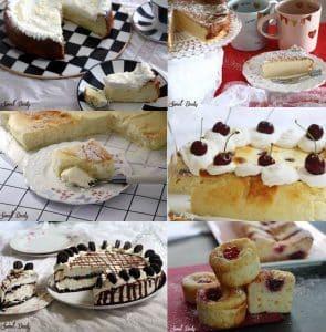 שישה מתכונים מנצחים לעוגות גבינה חלומיות