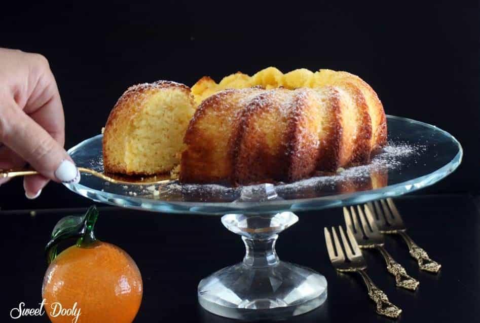 עוגת תפוזים וקוקוס עוגה בחושה עסיסית רכה מושלמת!