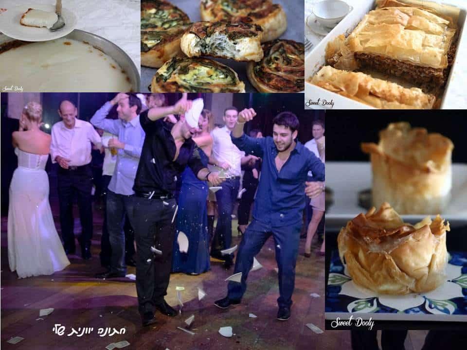 מתכונים יוונים, תפריט מתכונים לארוחה יוונית מושלמת