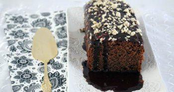 עוגת שוקולד וחלבה עוגה בחושה
