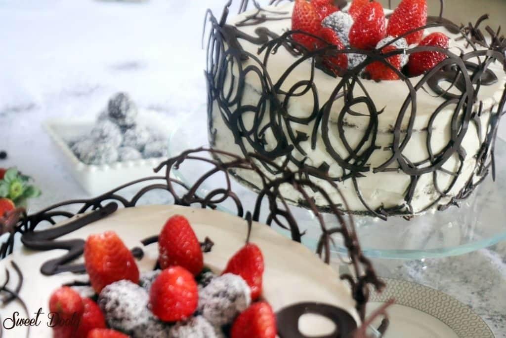 רעיונות לקישוט עוגת יום הולדת