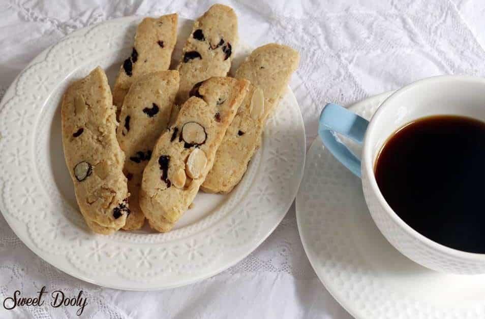 מתכון לעוגיות קנטוצ'יני