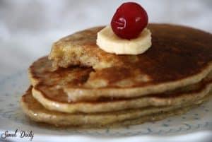 פנקייק ללא גלוטן וללא סוכר