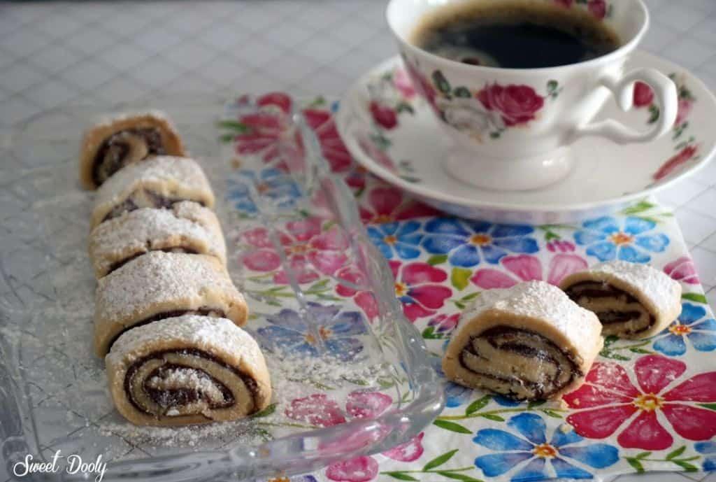 עוגיות מגולגלות כשר לפסח