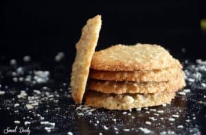 עוגיות שיבולת שועל פרווה