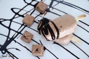 ארטיק שוקולד שוקולד ביתי