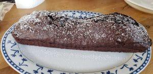 עוגת שוקולד פרווה ללא גלוטן