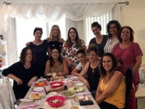 סדנה יוונית לבישול ואפייה