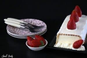 עוגת ביסקוויטים קלה להכנה