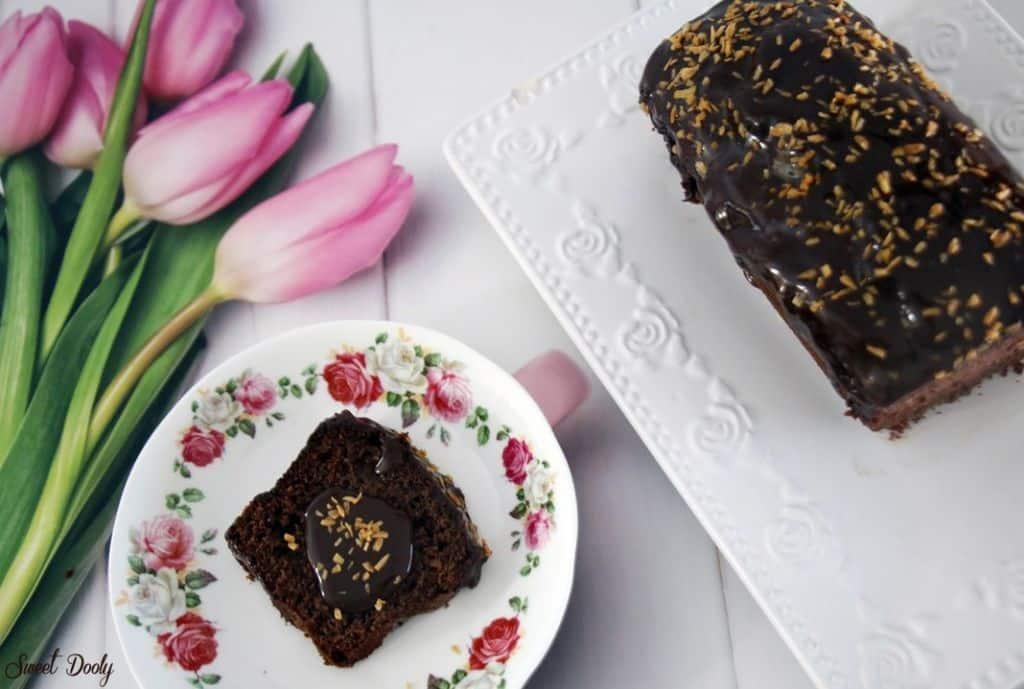 עוגת שוקולד פררו רושה בחושה
