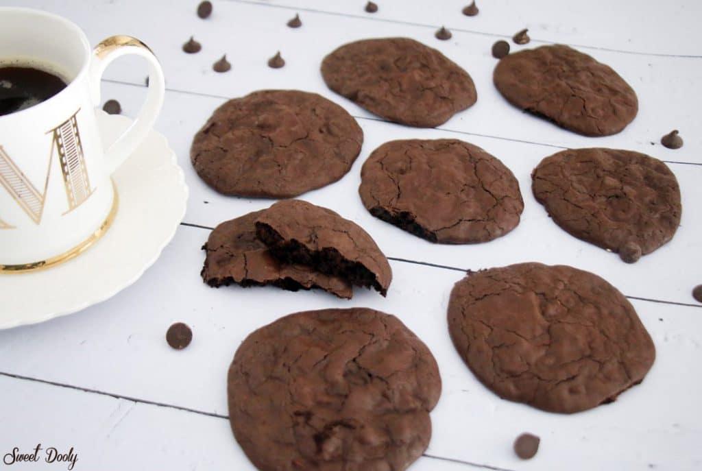עוגיות שוקולד ללא גלוטן פרווה