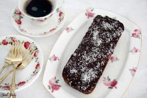 עוגת שוקולד ואגוזים פרווה לפסח