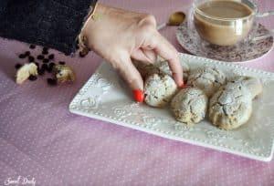 עוגיות טחינה ושוקולד פרווה