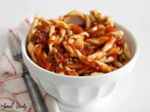 איך מכינים ספגטי בולונז?