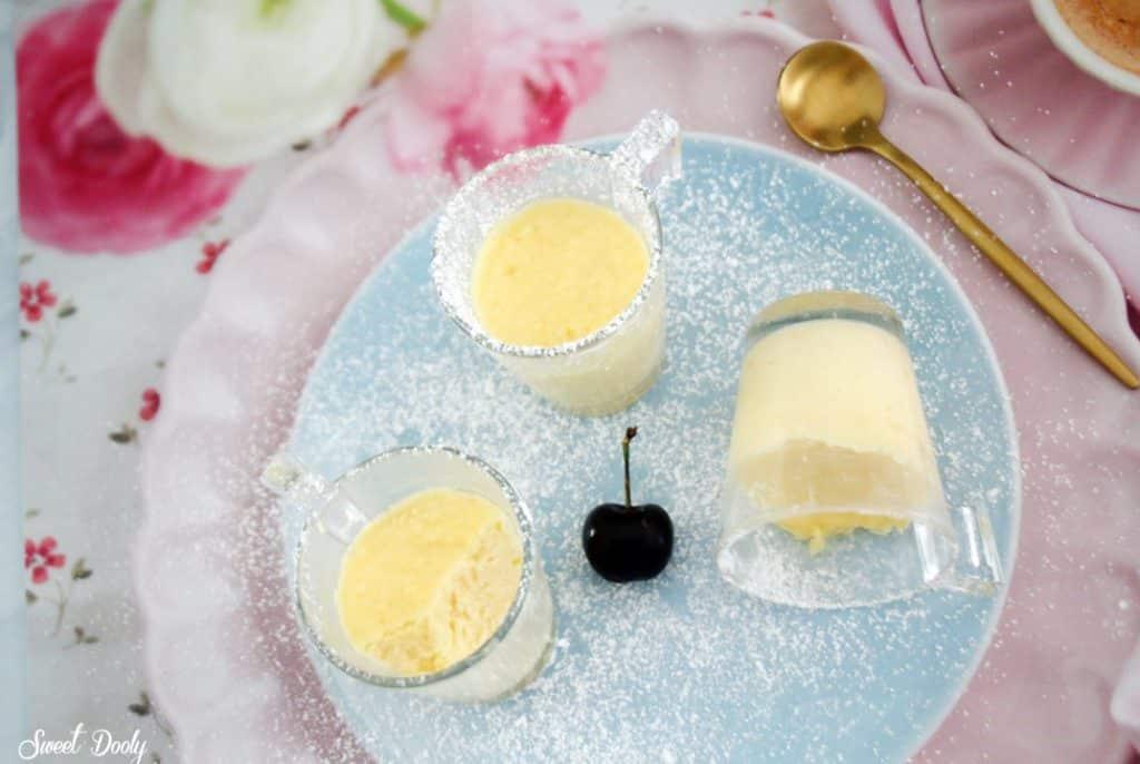 עוגת גבינה במיקרו בשלוש דקות