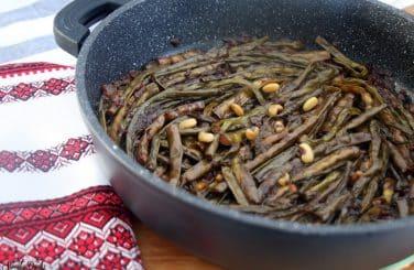 תבשיל לוביה הכי טעים שיש