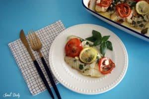 מתכון לפילה דג אמנון בתנור