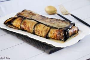 מתכון לעוגת חצילים ובשר