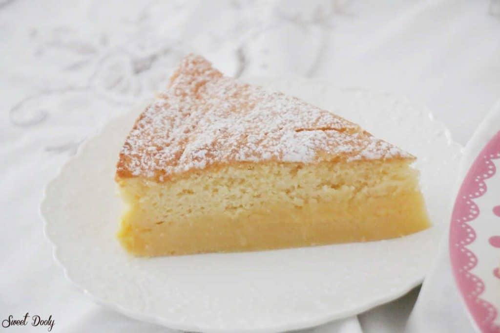 עוגת לימון פרווה