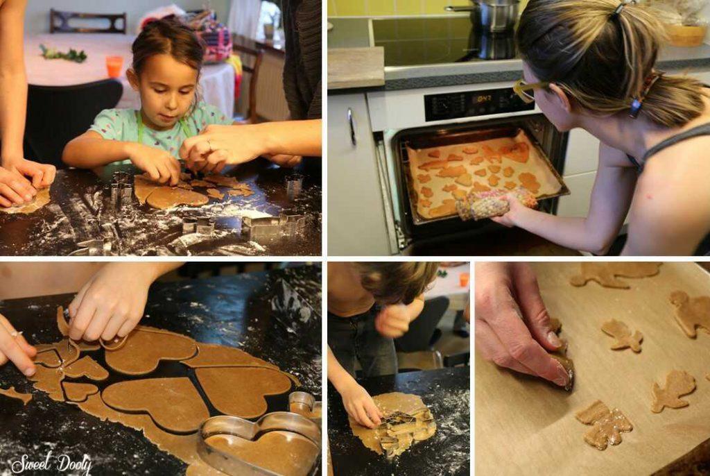 עוגיות ג'ינג'ר שבדיות פריכות