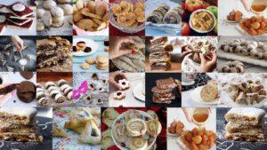 תשעים מתכונים לאוזני המן ועוגיות