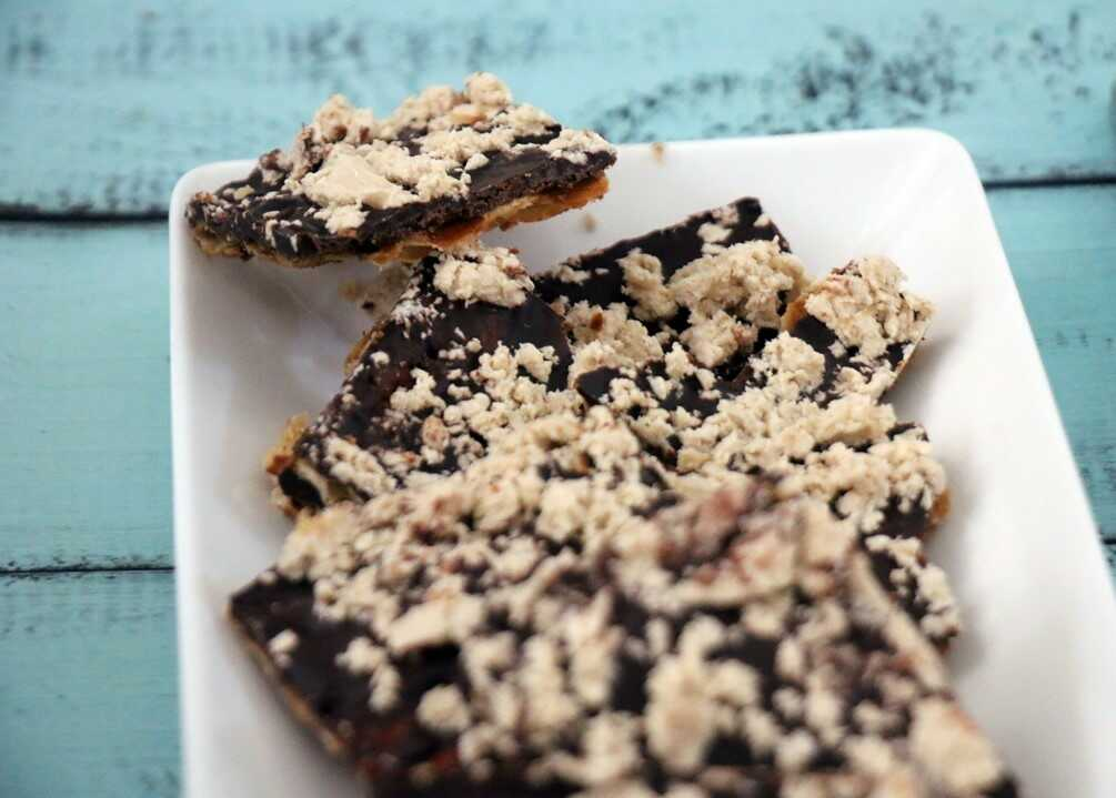 מצות קרמל שוקולד וחלבה