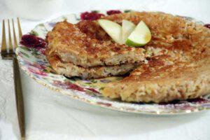 מצה בריי תפוחים וקינמון