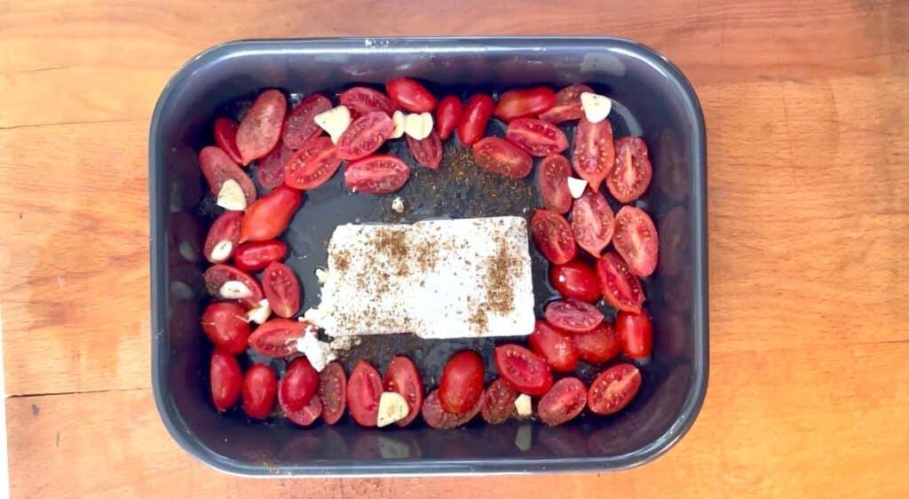 פסטה פטה ועגבניות שרי להיט הטיקטוק