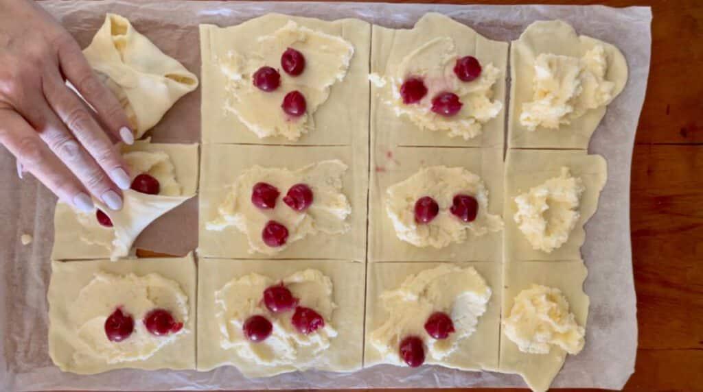 גביניות מתוקות חלומיות בעשר דקות