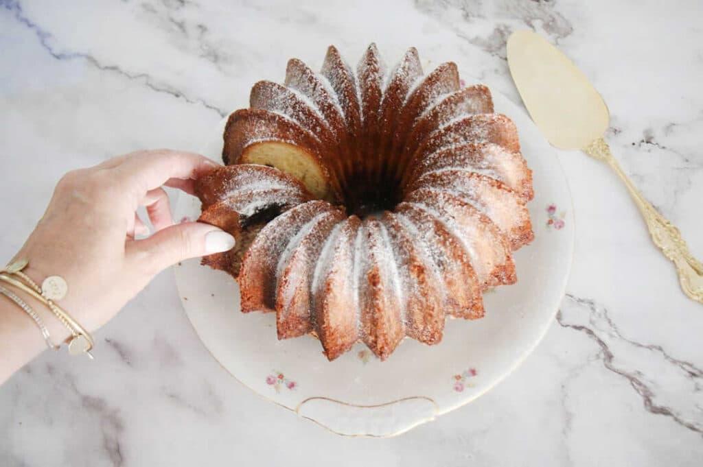 עוגת שיש בטעם של פעם
