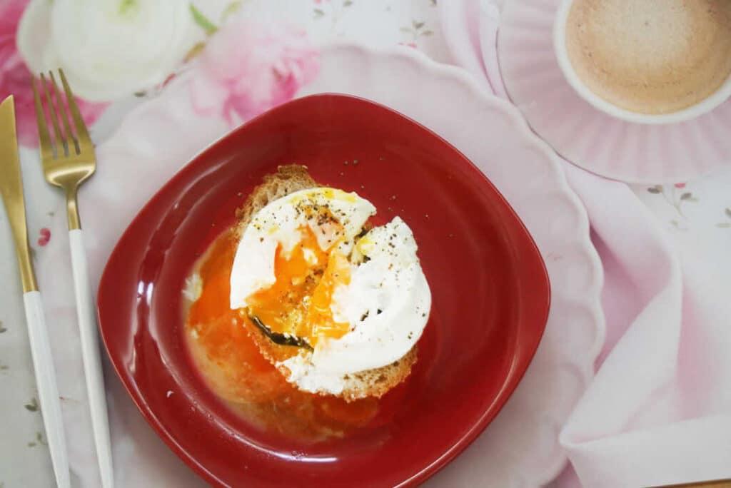 ביצה עלומה במיקרו מושלמת!