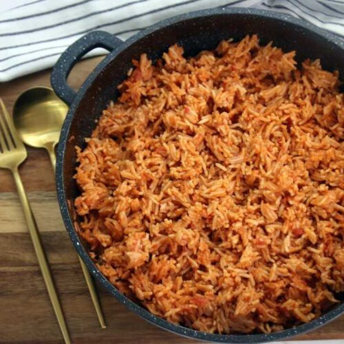 אורז אדום אחד אחד