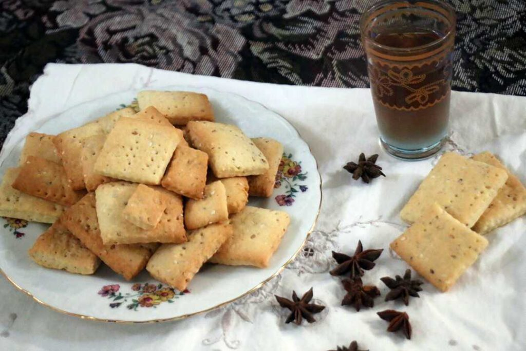 עוגיות ריפעת מרוקאיות פרווה