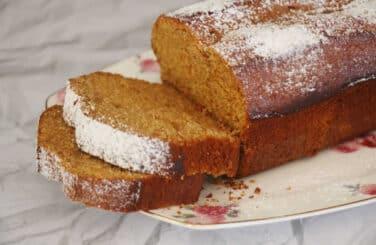 עוגת דבש ללא סוכר פרווה