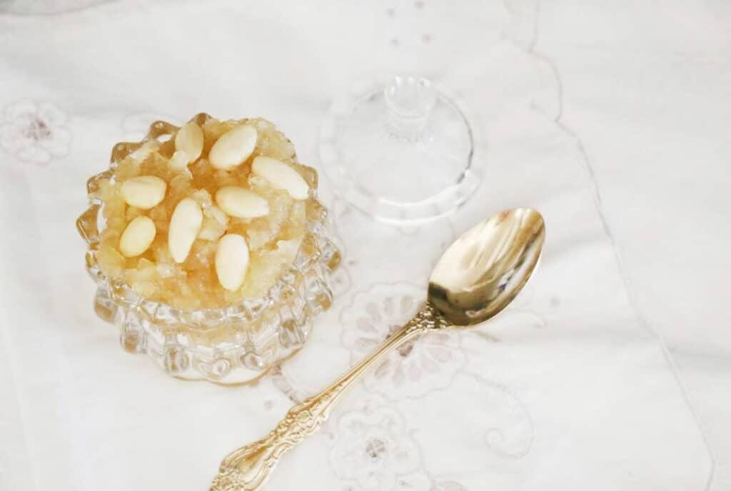 מנסנה דולסה של דודה אלזה תפוח מתוק